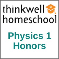 Thinkwell Physics I - Honors