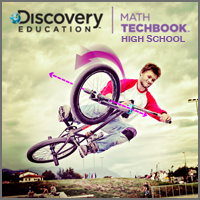 Discovery Education Math Techbook for High School