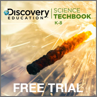 K-8 Science Techbook 7-Day Free Trial