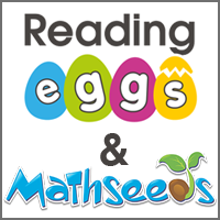 Reading Eggs + Mathseeds Combo Student Subscription