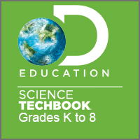K-8 Science Techbook