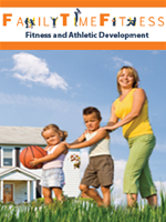 Homeschool Curriculum - Family Time Fitness